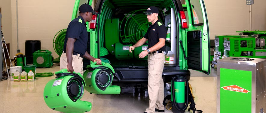 Norfolk, VA water repair process